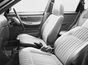 Фото авто Nissan AD Y10, ракурс: сиденье
