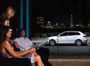 Фото авто Audi A3 8P/8PA [2-й рестайлинг], ракурс: 90 цвет: белый