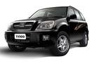 Фото авто Vortex Tingo 1 поколение, ракурс: 45 цвет: черный