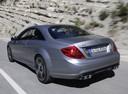 Фото авто Mercedes-Benz CL-Класс C216 [рестайлинг], ракурс: 135 цвет: серебряный