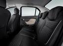 Фото авто Renault Logan 2 поколение, ракурс: задние сиденья