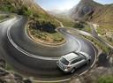 Фото авто Subaru Outback 4 поколение [рестайлинг], ракурс: 225 цвет: бирюзовый