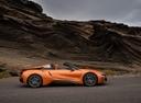 Фото авто BMW i8 I12 [рестайлинг], ракурс: 270 цвет: оранжевый