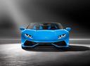 Фото авто Lamborghini Huracan 1 поколение,  цвет: голубой
