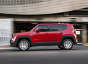 Фото авто Jeep Renegade 1 поколение, ракурс: 90 цвет: красный