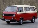 Фото авто Volkswagen Transporter T3, ракурс: 45