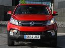 Фото авто SsangYong Korando 3 поколение [2-й рестайлинг],  цвет: красный