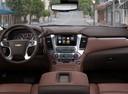 Фото авто Chevrolet Tahoe 4 поколение, ракурс: центральная консоль