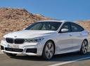 Фото авто BMW 6 серия G32, ракурс: 45 цвет: белый
