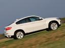 Фото авто BMW X6 E71/E72, ракурс: 270 цвет: белый