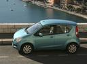 Фото авто Suzuki Splash 1 поколение, ракурс: 90