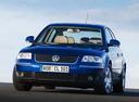 Фото авто Volkswagen Passat B5.5 [рестайлинг],  цвет: синий