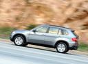 Фото авто BMW X5 E70, ракурс: 90 цвет: серый