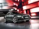Фото авто Audi RS 7 4G [рестайлинг], ракурс: 315 цвет: серый