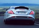Фото авто Mercedes-Benz SLR-Класс C199, ракурс: 180 цвет: серебряный