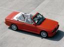 Фото авто BMW M3 E30, ракурс: сверху