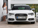 Фото авто Audi S6 C7,  цвет: белый