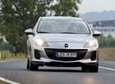 Фото авто Mazda 3 BL [рестайлинг],  цвет: серебряный