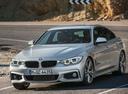 Фото авто BMW 4 серия F32/F33/F36, ракурс: 45 цвет: серебряный