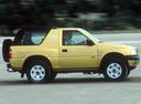 Фото авто Opel Frontera A, ракурс: 270