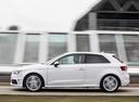 Фото авто Audi S3 8V, ракурс: 90 цвет: серебряный