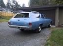 Фото авто Chevrolet Chevelle 2 поколение [3-й рестайлинг], ракурс: 225