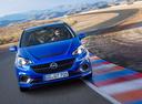 Фото авто Opel Corsa E,  цвет: синий