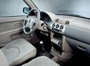 Фото авто Nissan Micra K11C [2-й рестайлинг], ракурс: торпедо