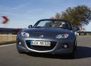 Фото авто Mazda MX-5 NC [2-й рестайлинг],  цвет: серый