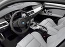 Фото авто BMW M5 E60/E61, ракурс: торпедо
