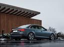 Фото авто Audi A4 B9, ракурс: 225 цвет: синий