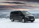 Фото авто Mercedes-Benz Vito W447, ракурс: 315 цвет: черный