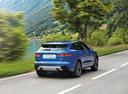 Фото авто Jaguar F-Pace 1 поколение, ракурс: 225 цвет: синий