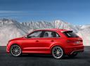 Фото авто Audi RS Q3 8U, ракурс: 135 цвет: красный