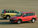 Фото авто Peugeot 206 1 поколение [рестайлинг], ракурс: 45 цвет: красный