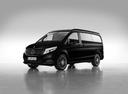 Фото авто Mercedes-Benz V-Класс W447, ракурс: 45 - рендер цвет: черный