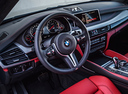 Фото авто BMW X5 M F85, ракурс: рулевое колесо