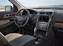 Фото авто Ford Explorer 5 поколение [рестайлинг], ракурс: торпедо