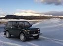 Фото авто ВАЗ (Lada) 4x4 1 поколение [2-й рестайлинг], ракурс: 315 цвет: серый
