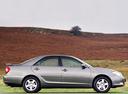 Фото авто Toyota Camry XV30, ракурс: 270 цвет: серый