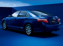 Фото авто Toyota Camry XV40, ракурс: 135 цвет: синий