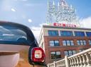 Фото авто Smart Fortwo 3 поколение, ракурс: задние фонари цвет: оранжевый