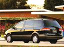 Фото авто Toyota Sienna 1 поколение [рестайлинг], ракурс: 135