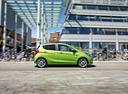 Фото авто Opel Karl 1 поколение, ракурс: 270 цвет: салатовый