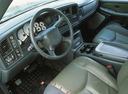 Фото авто Chevrolet Avalanche 1 поколение, ракурс: торпедо