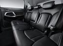 Фото авто Chery Tiggo 5 T21 [рестайлинг], ракурс: задние сиденья