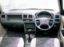 Фото авто Mazda Demio DW, ракурс: торпедо