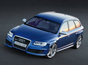 Фото авто Audi RS 6 C6, ракурс: 45