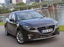 Фото авто Mazda 3 BM, ракурс: 315 цвет: коричневый