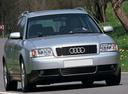 Фото авто Audi A6 4B/C5,  цвет: серебряный